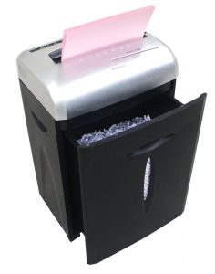 Aurora AS1023CD 12 Sheet Paper Shredder
