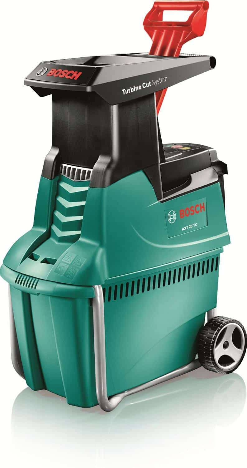 Bosch AXT 25 TC Quiet Garden Shredder Review 2015 - 2016