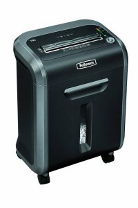 Fellowes Powershred 79Ci Cross-Cut Shredder with SafeSense Technology