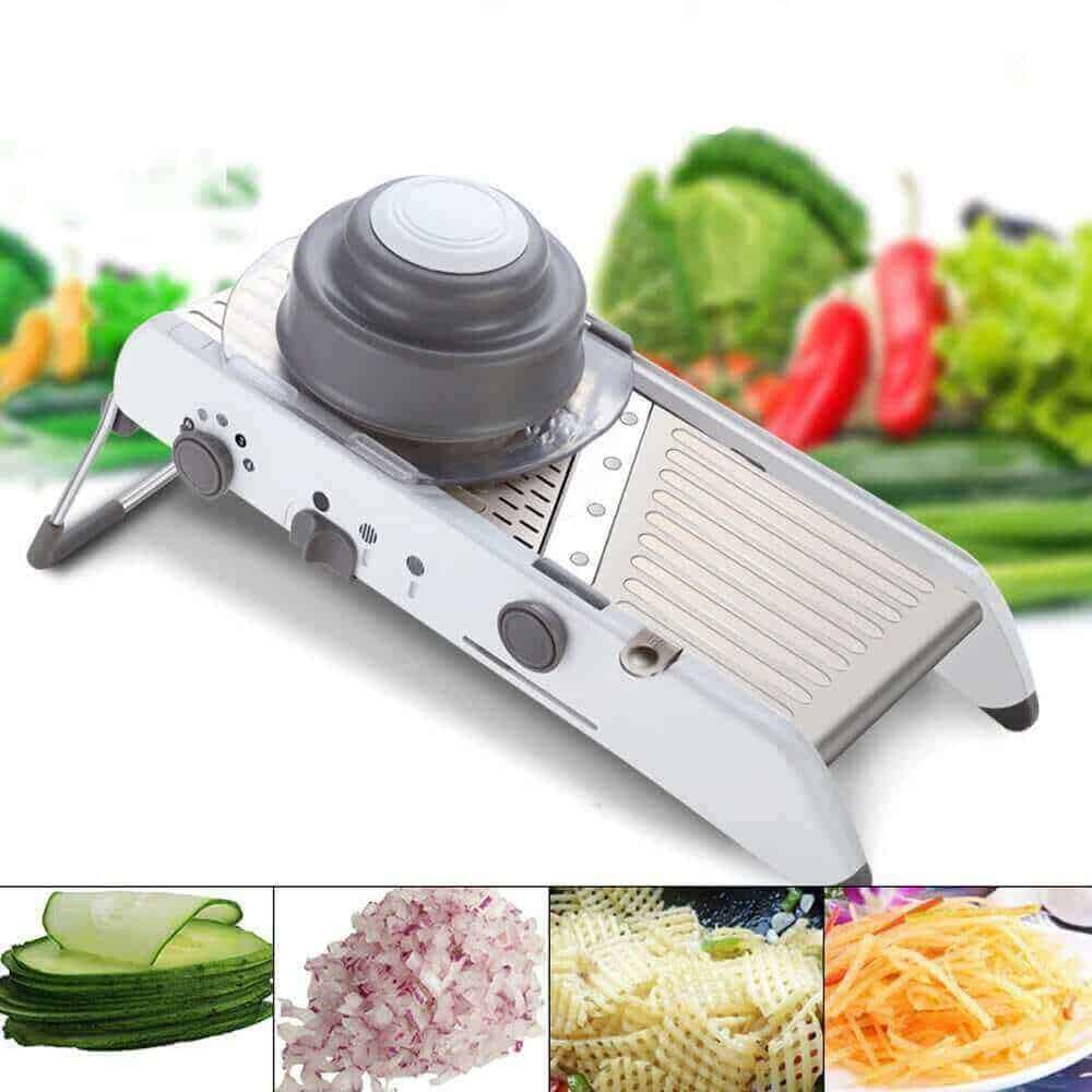 Best Vegetable & Fruit Shredders 'N Dicers